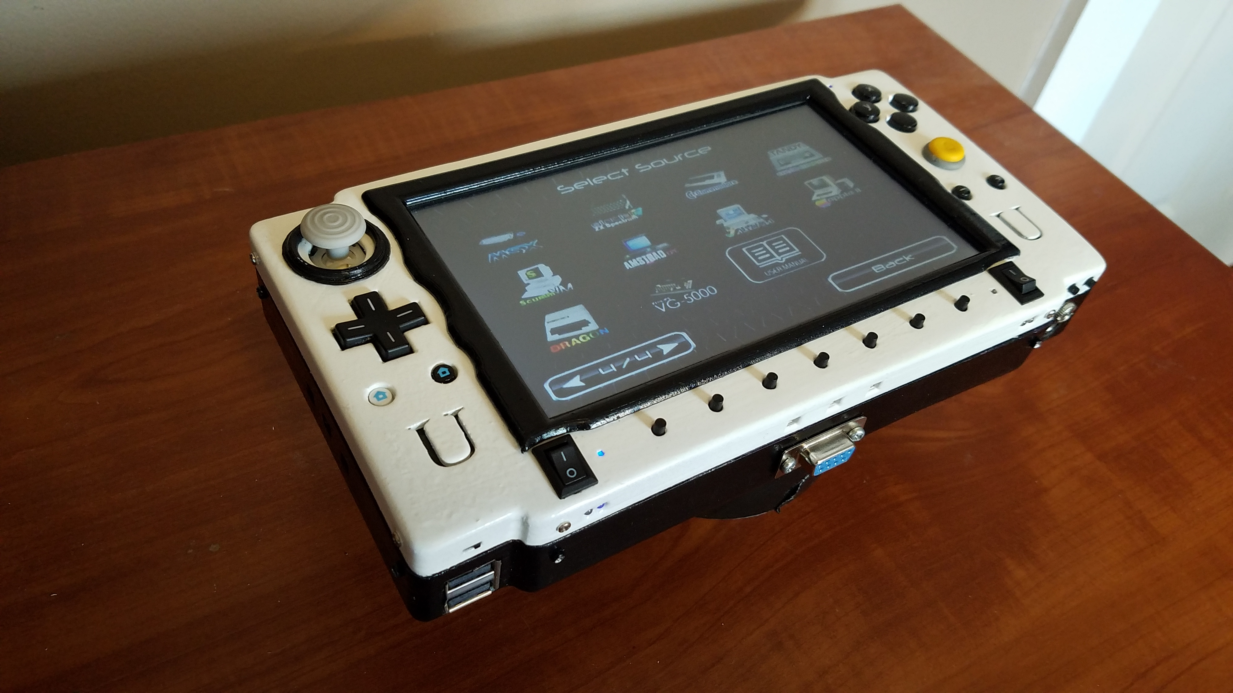 Worklog - The Ultimate Portable | BitBuilt - Giving Life to Old Consoles